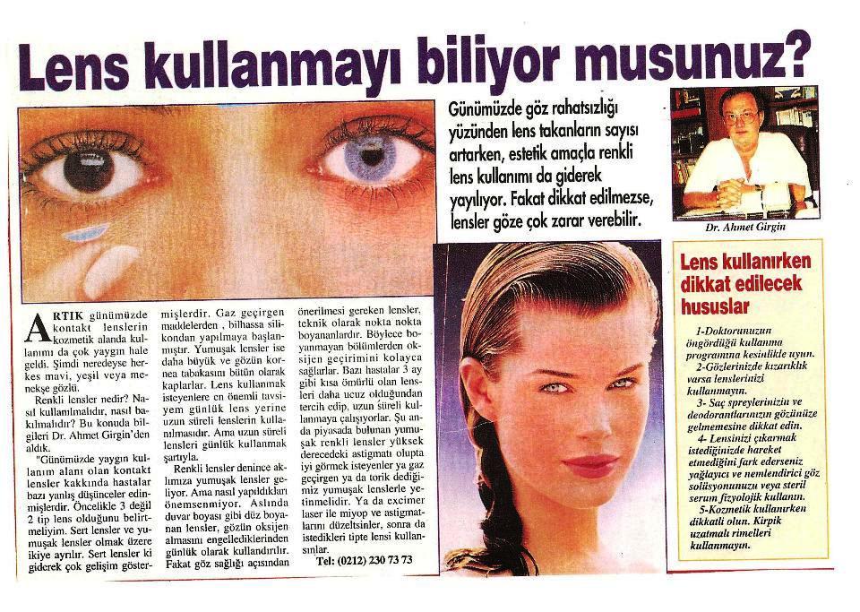 2003 Lens Aksam